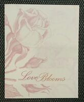2008 STAMP PRESENTATION PACK 'LOVE BLOOMS' INC MINI SHEET 10 x 50c MNH STAMPS