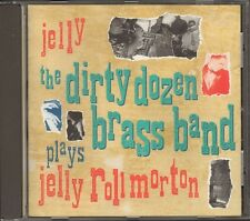 DIRTY DOZEN BRASS BAND plays Jelly Roll Morton CD 15 track  JELLY