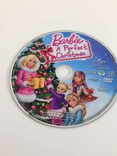 Barbie : A Perfect Christmas - DVD Disc Only - Replacement Disc