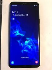 Samsung galaxy s9+ Plus BlueSM-G965U1 64GB Factory Unlocked Smartphone