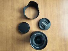 TAPPO COPRI OBIETTIVO ADATTO PER Samsung NX 16mm F2.4 Pancake 43M LENS CAP COVER