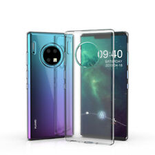 Huawei Mate 30 Pro Handy Hülle Silikon Cover Schutzhülle Soft Case transparent