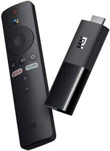 Xiaomi MI TV Stick (1GB RAM+8GB ROM) 4K HDR Chromecast built-in Black New!