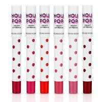 Holika Holika Holi Pop Velvet Lip Pencil 1.7g 6 Color