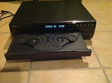 Kenwood CD-206 Five CDs Compact Disc Payer No Remote Control