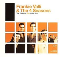 The Definitive Pop Collection by Frankie Valli/Frankie Valli & the Four Seasons/The Four Seasons (CD, Sep-2006, 2 Discs, Rhino (Label))