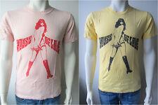 Juicy Couture Herren Punk Caddy / Cali Jersey Hemd T-Shirt