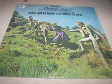 The New Seekers We'd Like To Teach The World To Sing LP VG+ EKS74115 1971