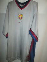 Barcelona 1998-2001 Away Football Shirt Size xxl /21848