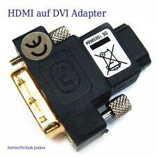 High Speed HDMI Adapter HDMI-Buchse auf DVI-D Stecker