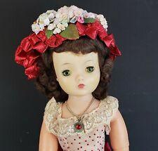 "Vintage 20"" Madame Alexander Cissy Doll #6"