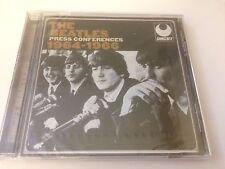 UNCUT THE BEATLES PRESS CONFERENCES - 1964 - 1966 - NEW CD
