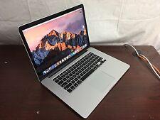 "MacBook Pro 15"" Retina (MID 2014) 2.8GHz i7 16gb 1TB PCIe MacOS Sierra"