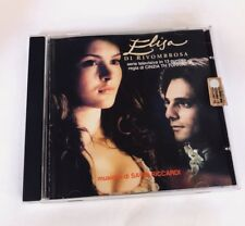 "Raro CD ""Elisa Di Rivombrosa"" 2004 Fuori Catalogo (Savio Riccardi)"