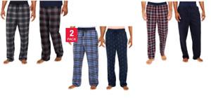 Nautica Men's Soft Fleece Pajama Lounge Pants with Pockets, 1 OR 2 PACK