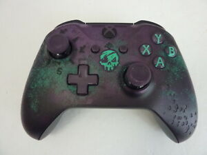 Xbox One Limited Edition Sea of Thieves Wireless Controller Only (Tested)