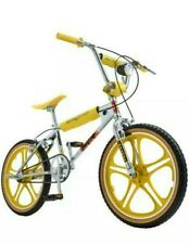Mongoose BMX Stranger Things bicycle new and rare