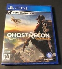 Tom Clancy's Ghost Recon [ Wildlands ] (PS4) NEW