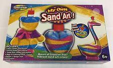 Make My Own Sand Art - Teddy Bear