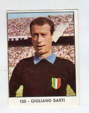 figurina PANINI CAMPIONI DELLO SPORT 1966-67 CALCIO N. 125 SARTI