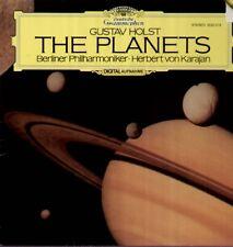 Holst - The Planets, Planeten - DGG digital LP, Karajan, Berliner Philharmoniker
