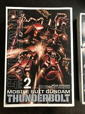 Mobile Suit Gundam Thunderbold Manga Vol. 2