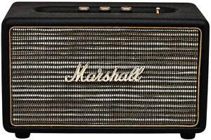 MARSHALL 3.5MM ACTON SPEAKER WITH 4.0 BLUETOOTH - BLACK
