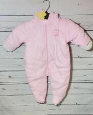 Carters Child of Mine Pink Girls Snowsuit Winter Coat...