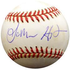 LaMarr Hoyt Autographed Signed NL Baseball Chicago White Sox Beckett COA F27000