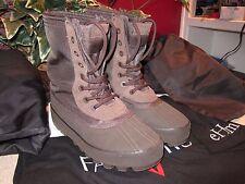 100% Authentic Adidas Yeezy Pirate Black 950 Boot Men Boost 350 SZ US 11