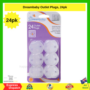 24x Baby Child Safety Power Board Covers Protective Socket Outlet Point Plug NEW