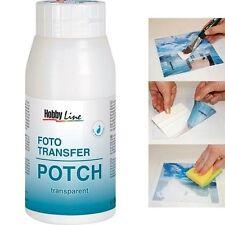 C.Kreul Fototransfer Potch Hobby Line, 750 ml, Lack, Bild, Decoupage