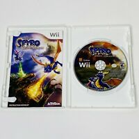 The Legend of Spyro: Dawn of the Dragon Nintendo Wii Console Game Complete