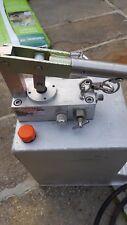 High pressure water or oil pump