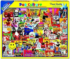 White Mountain Pop Culture Jigsaw Puzzle 1000 Pieces - #1148 : Made In USA