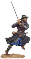 BLACK HAWK BH510 TEMPLAR KNIGHTS FOOT SERGEANT 1/32 PAINTED METAL FREE HIP