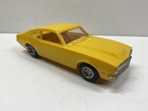 Vintage Revell 1970 Ford Maverick Snap Together 1:32 Scale Model Kit (ASSEMBLED)