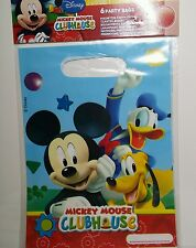 Mickey Mouse Clubhouse Party  Loot Bags x 36