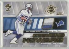 2001 Private Stock Game-Worn Gear /250 Desmond Howard #56 Patch