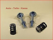 2 x Montage Bolzen + 2 x Feder für Honda , Rover ,Abgasanlage/Auspuffanlage