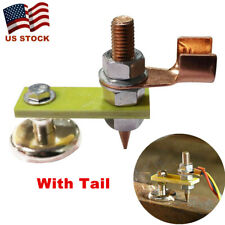 Adjustable Metal Welding Magnet Head Magnetic Welding Support Ground Clamp Tail