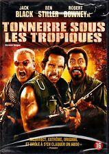 DVD - TONNERRE SOUS LES TROPIQUES - Jack Black - Ben Stiller - Robert Downey jr