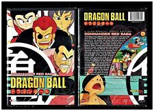 Dragon Ball - Commander Red Saga (Brand New 2 DVD Set, Unedited, 2003)
