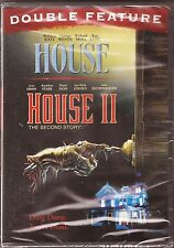 2-Movie House 1 & 2 - DVD Double Feature BRAND NEW