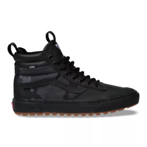 NIB*Vans*Sk8-Hi MTE 2.0 DX Sneaker*Black Woodland Camo*Men Size 12