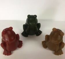 Antos Cerea Chews ~ Frogs 3 Flavour Mix ~ Vegetarian ~ Pack of 6 Frogs