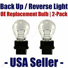 Reverse/Back Up Light Bulb 2pk - Fits Listed GMC Vehicles - 3156