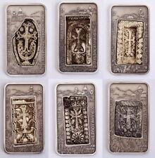 ARMENIA 1000 DRAM SILVER COIN BUNC 2011 Cross Stones Of Churches Of Armenia Set