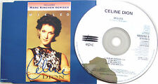 CELINE DION CD Misled PROMO - UK 4 TRACK KINCHEN Remixes rare MINT-