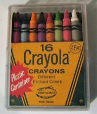 New listing Vintage pre 1963' #16P Crayola Crayons from Binney & Smith Inc.